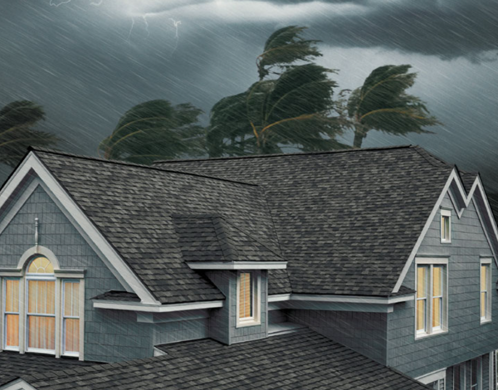 How Wind Affects Roof Storm Damage